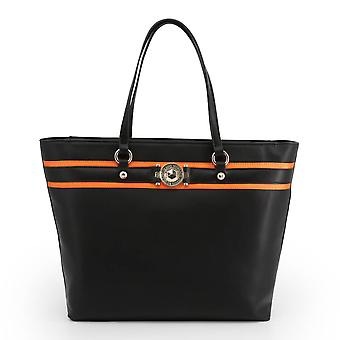 Versace Jeans Original Women All Year Shopping Bag - Black Color 34968