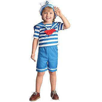 Déguisement marin garçon