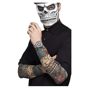 Dag i den døde tatovering ærme
