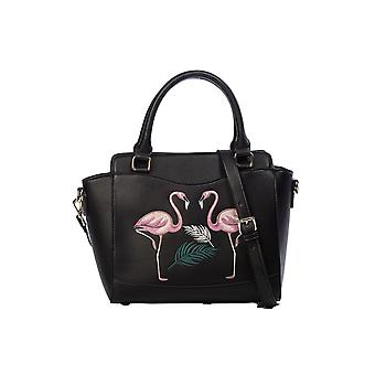 Banned Flamingo Handbag
