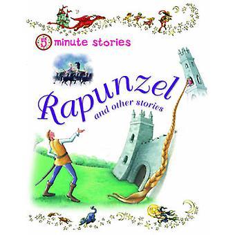 Fem minuters Stories Rapunzel av Miles Kelly