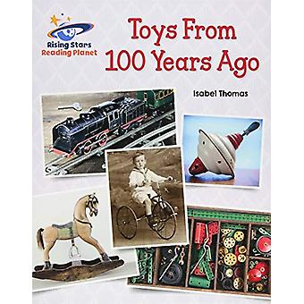 Reading Planet - Toys From 100 Years Ago - Green - Galaxy by Isabel Th