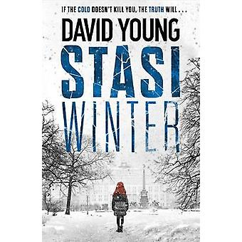 Stasi Winter - The most gripping Cold War crime thriller you'll read i