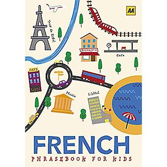 French Phrasebook for Kids - 9780749581695 Book