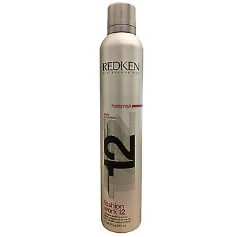 Redken Fashion Work 12 Versatile Working Spray 11 OZ
