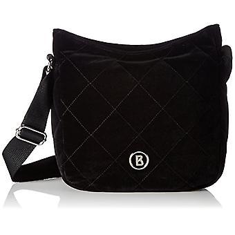 Bogner Ila - Donna Schwarz Shoulder Bags (Black) 8x24x24 cm (B x H T)