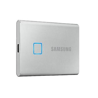 Samsung T7 Touch 500Gb Portable Usb C Ssd Up To 1000Mbs R W Usb C