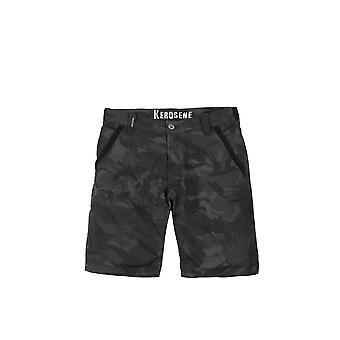 Queroseno de industrias alfa hombres shorts Camo