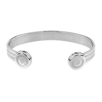 Monet Magnetic Bangle (Grootte: Klein 130-150mm)