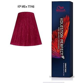 Wella Professionals Koleston Perfect Me - 77/46 Vibrant Reds 60 ml