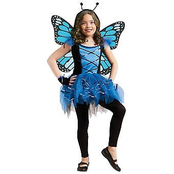 Ballerina Butterfly Child Costume