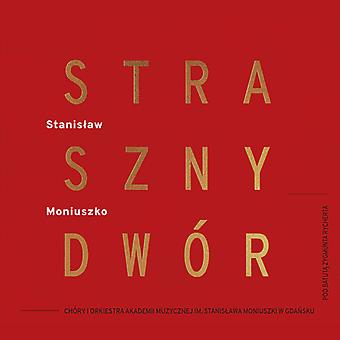 Straszny Dwor [CD] USA import