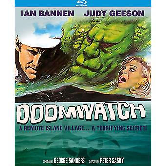 Doomwatch (1972) [Blu-ray] USA import