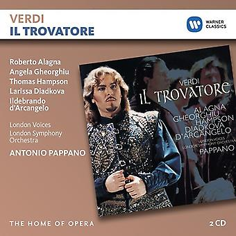 Pappano*Antonio - Verdi: Il Trovatore [CD] USA import