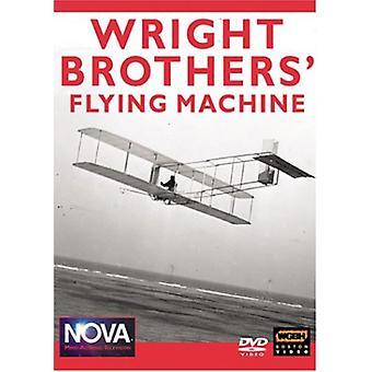 Nova - Nova: Wright Brother's Flying Machine [DVD] USA import