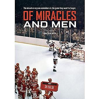 ESPN Films 30 for 30: Of Miracles & Men [DVD] USA import