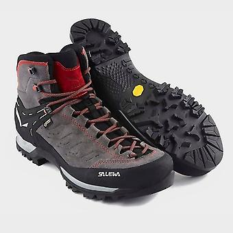 Salewa Men's Mountain Trainer Mid GORE-TEX Shoe Charcoal