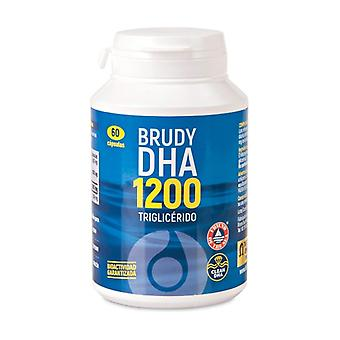 Brudy DHA 1200 60 capsules