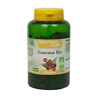 Guarana Organic 200 capsules