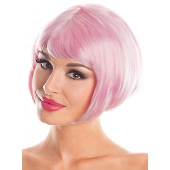 short Bob Wig - Pink