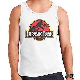 Jurassic Park Classic Logo Men's Weste
