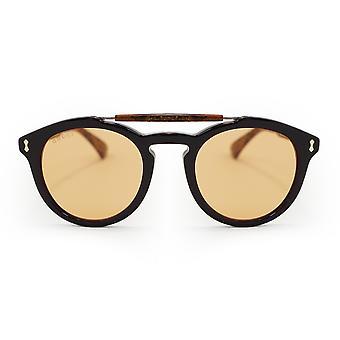 غوتشي جولة النظارات الشمسية GG0124S 006 50