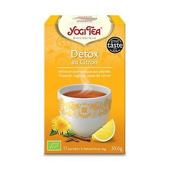 Lemon detox 17 infusion bags