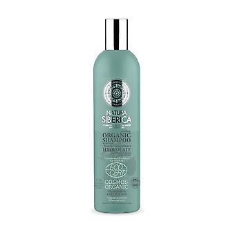 Shampoo volume en versheid voor vet haar 400 ml