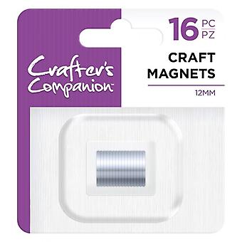 Crafter's Companion Craft Magneetit (12mm) (16PC) (CC-MAG12MM)