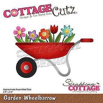 Scrapping Cottage Cutting Dies - Garden Wheelbarrow