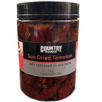 Country Range Sun Dried Tomatoes in Oil