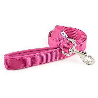 Ancol Nylon Ólom - Málna Pink - 19mm x 1m