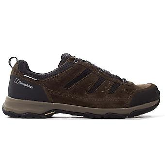 Berghaus Expeditor Active AQ Tech Mens Outdoor Walking Hiking Shoe Brown