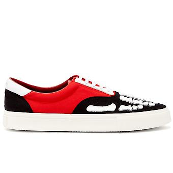 Amiri Ezcr057001 Männer's Multicolor Stoff Sneakers