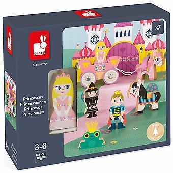 Janod Story Princesses Set