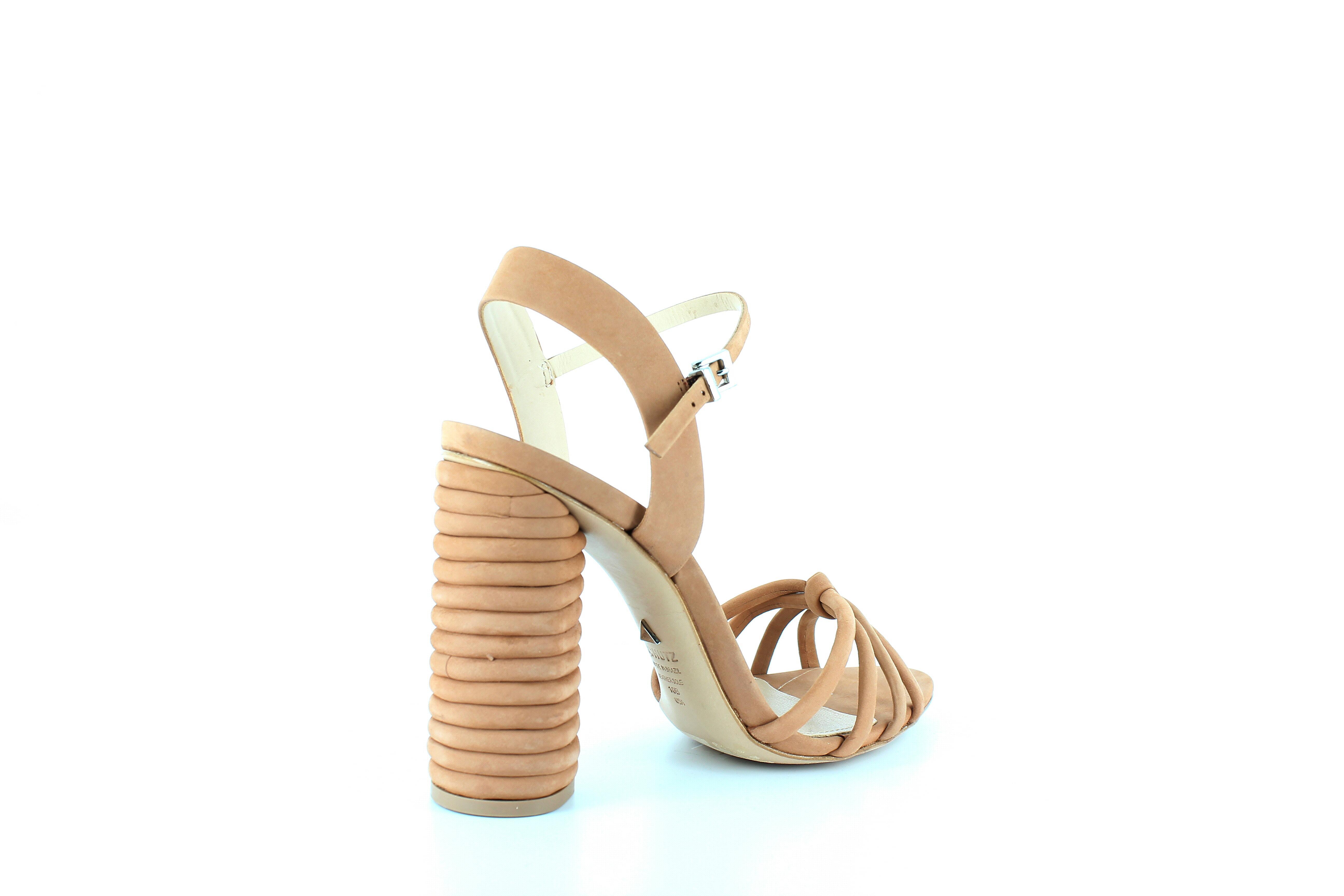 Schutz | Paolla Tubular Heel Sandals