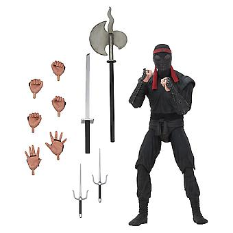 NECA TMNT Movie 7 Inch Action Figure - Foot Soldier (Bladed Weaponry)