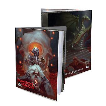 Dungeons & Dragons Character Folio - Hullu Mage