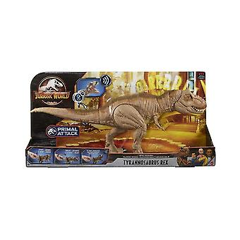 Jurassic World Epic Roar Tyrannosaurus Rex Dinosaur Figure