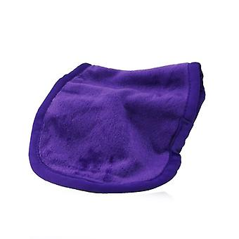 Makeup Eraser Cloth - # Queen Purple - -