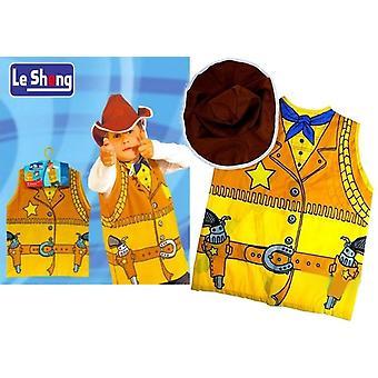 Children's costume police Indian sheriff pirate