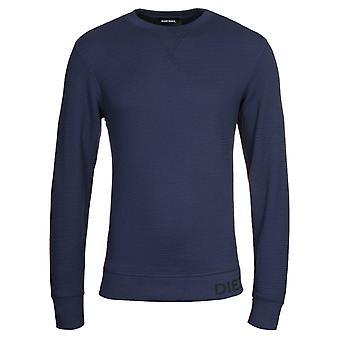 Diesel S-Pewter Blue Sweatshirt