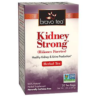 Bravo Tea & Herbs Kidney Strong Tea, 20 Bags