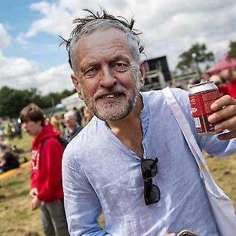 Mask-arade Jeremy Corbyn Kjendiser Party Ansiktsmaske