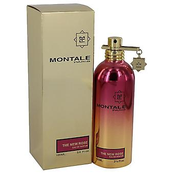 Montale a nova Rose Eau De Parfum Spray por Montale 3,4 oz Eau De Parfum Spray