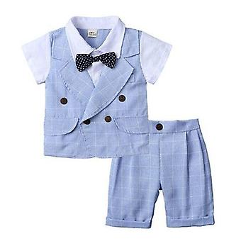 Tops & Shorts Sets, Outfit Summer Suit For Baby
