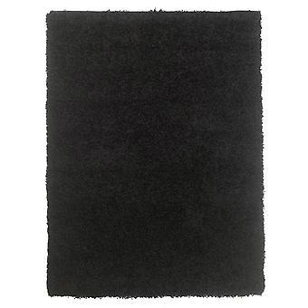 Nordic Cariboo Rug - Rectangular - Black