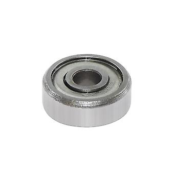 3d Printers Parts Flange Ball Bearing, Deep Groove Flanged Pulley Wheel