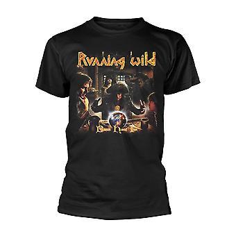 Running Wild Black Hand Inn T-Shirt