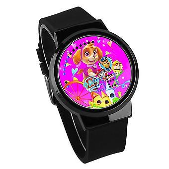 Waterproof Luminous LED Digital Touch Children watch  - PAW Patrol #20